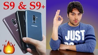 Samsung Galaxy S9 & Glaxy S9+ : All you need to Know !! [Hindi]