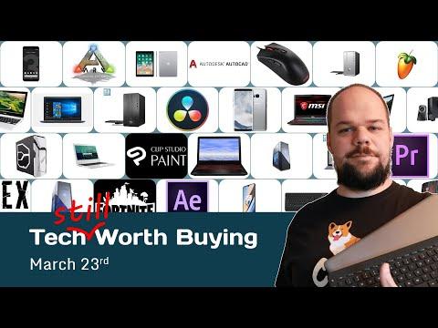 Tech (still) Worth Buying (2019-04-06)