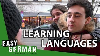 Which languages are you learning? | Easy German 73