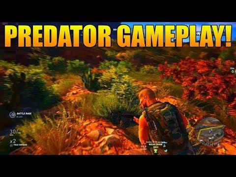 "NEW ""PREDATOR"" OPERATOR GAMEPLAY + M16 & MG121 GAMEPLAY! | Ghost Recon Wildlands PVP"