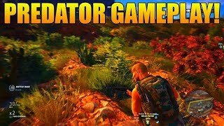 "NEW ""PREDATOR"" OPERATOR GAMEPLAY + M16 & MG121 GAMEPLAY! 