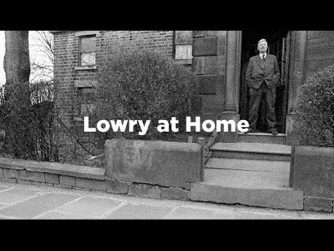 Lowry At Home - LS Lowry Curator Claire talks about new exhibition