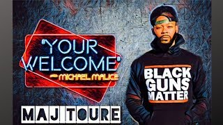 """""""YOUR WELCOME"""" Ep. 037 - In the Chamber - Maj Toure"""