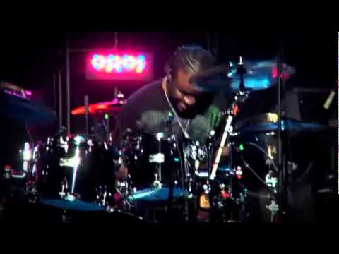 Solo de Bateria com Anthony Burns