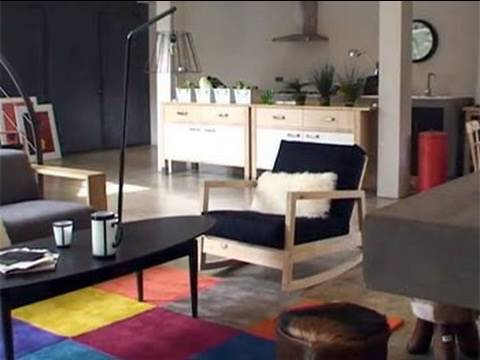 Loft design petits prix youtube for Decoration a petit prix