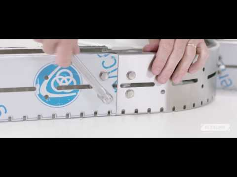 How to assemble the X85X conveyor
