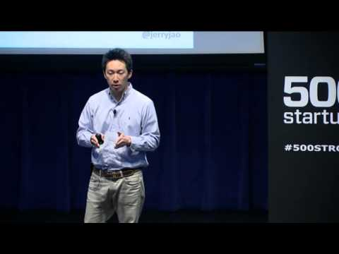 """The Startup's Guide To Customer Retention"" - Jerry Jao - Retention Science [COMMERCISM 2014]"