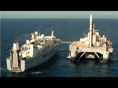"""Судно проекта """"Морской старт"""" прибыло из США в Приморье"""