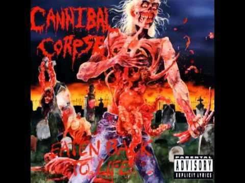 Cannibal Corpse - Eaten Back to Life [FULL ALBUM]