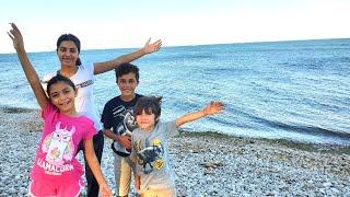 HZHtube family fun day at the Lake - Vlog