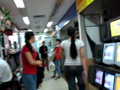 Cenkaetaya - China: Guangzhou computer market - Martyr Park