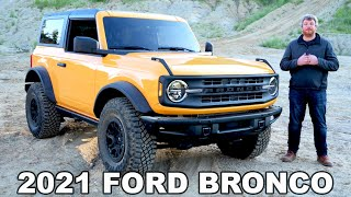 2021 Ford Bronco - Complete Look At The New Bronco YouTube Videos