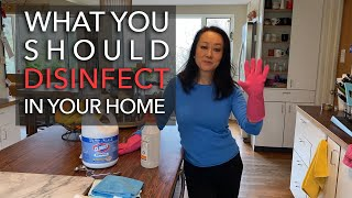 DIY Disinfecting Spray + Disinfecting Your Home During the Covid-19 Pandemic