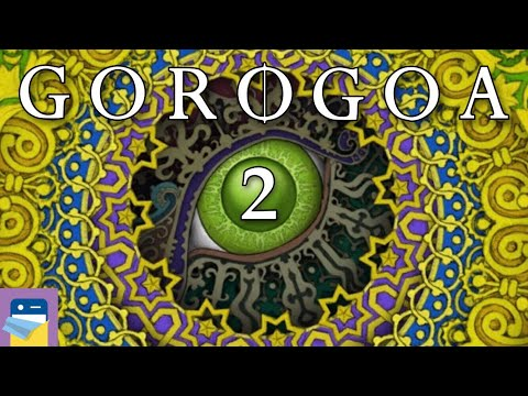 Gorogoa: Chapter 2 Green Fruit Walkthrough & iOS Gameplay (by Annapurna Interactive & Jason Roberts)