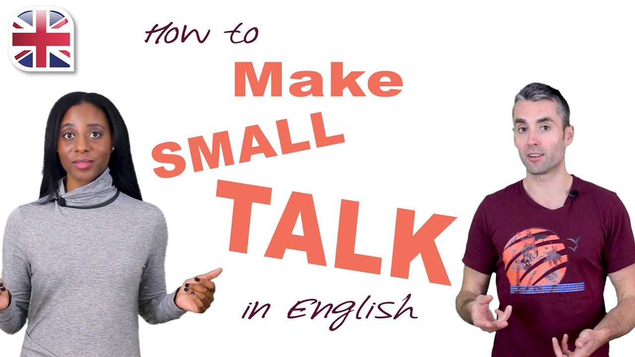 Download How to Make Small Talk in English - English Conversation Lesson