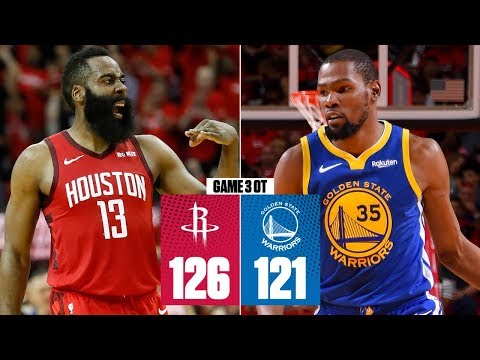 james-harden-takes-over-in-ot- -rockets-vs.-warriors-game-3- -2019-nba-playoff-highlights