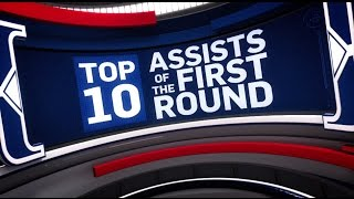 Top 10 Assists of the First Round | 2017 NBA Playoffs
