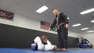 Nate howe's dream is realized on the mats of his coon rapids gym, when young students come to watch and learn.one those students, 13- year-old shyla horar...