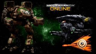 MechWarrior Online - Daishi (Dire Wolf) Widowmaker gameplay