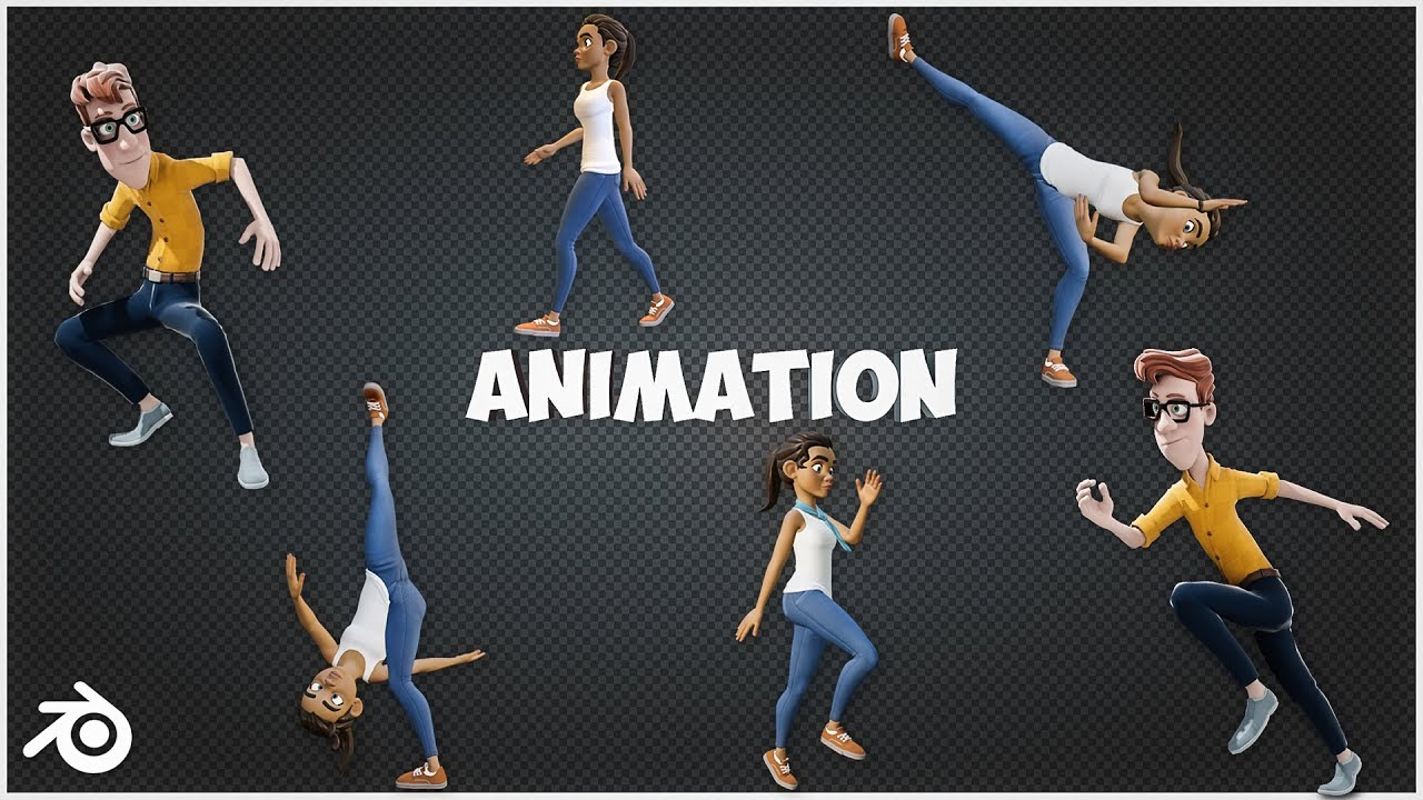 Become a PRO at Animation in 25 Minutes | Blender Tutorial
