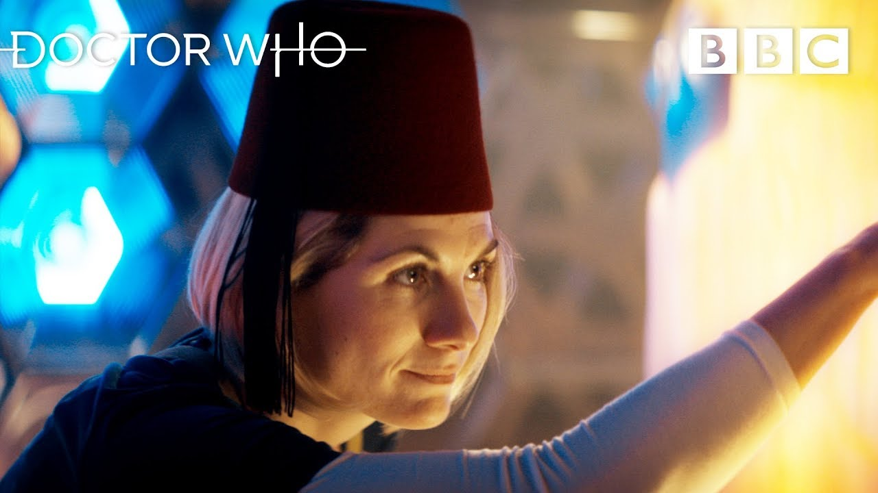 Download The Doctor reunites with an old friend... - Doctor Who