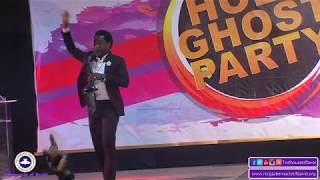 BJ Sax: October 2017 Holy Ghost Party