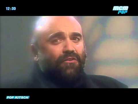 Demis Roussos -  Quand je t'aime (French) -   1988