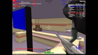 Worst ROBLOX Paintball player
