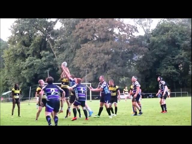 VfL Bad Ems Rugby vs Rheinland-Pfalz Auswahl Wiesbach 05.08.2016