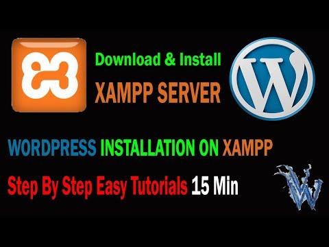 Download And Install Xampp On Windows 10 | Install Wordpress Locally By Amazing Techno Tutorials