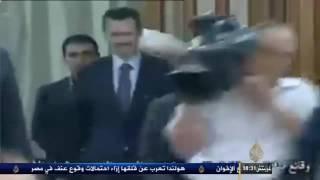 رمشة عين محاولة اغتيال بشار الأسد