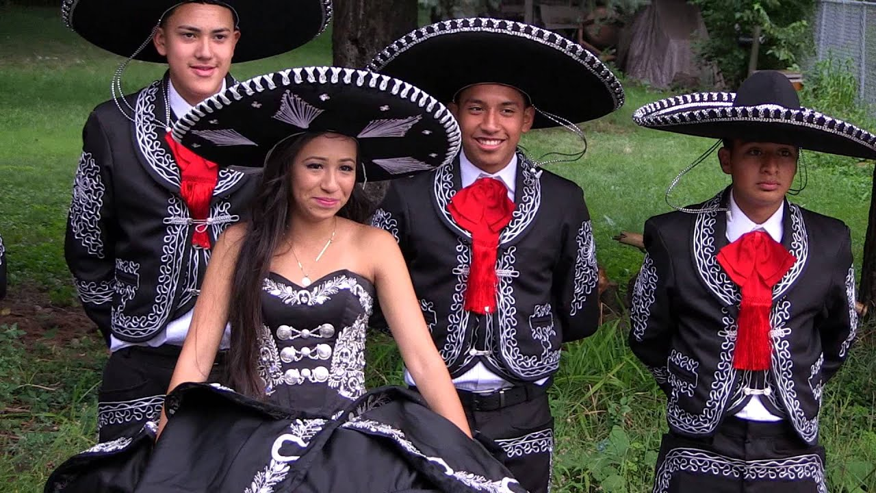 670c2c9f6bc Giselle Quinceañera Highlights - YouTube