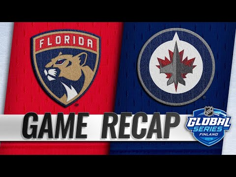 Panthers power past Jets, 4-2