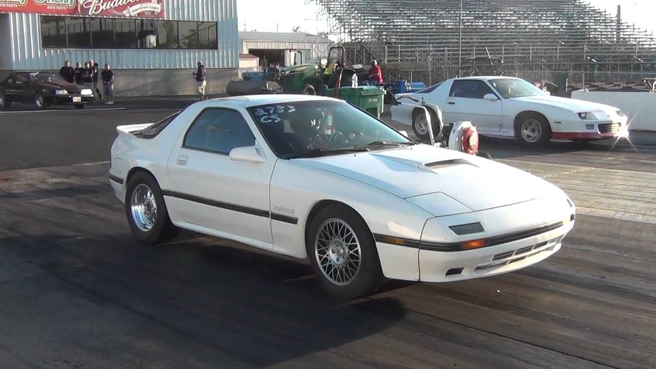 87 RX7 Turbo II 1104131  YouTube