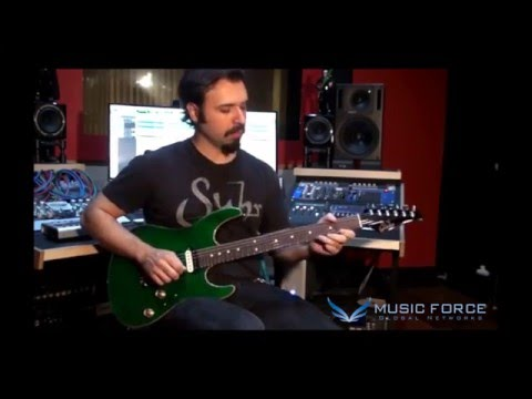 Suhr Music Force Dealer Select Limited Run Modern - Sound Demo by Andre Nieri
