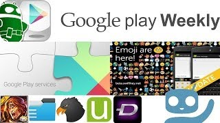 Swype on Smartwatches, CyanogenMod GalleryNext, Swiftkey Emojis - Google Play Weekly