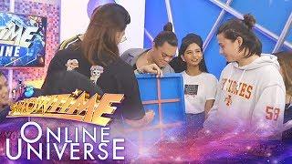 Showtime Online hosts take on 'Tik Tak Bucket' challenge   Showtime Online Universe