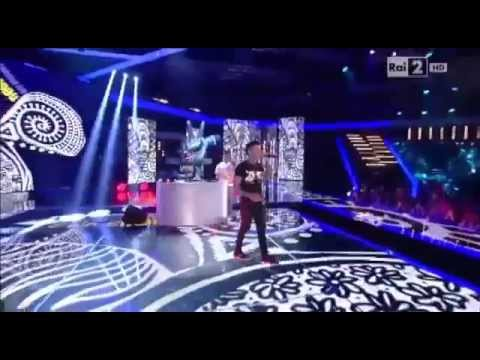 """Fedez Feat Noemi """"L'Amore Eternit"""" - The Voice of Italy 2015 - HD"""