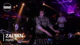 Zaltan Boiler Room Paris DJ Set