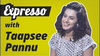 Expresso Ep 8| Taapsee Pannu talks to Priyanka Sinha Jha About Nepotism In The Film Industry thumbnail