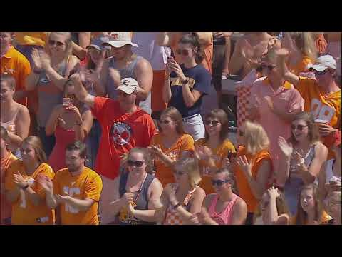 Vol Football | Tennessee 17, UMass 13 (Sept. 23, 2017)