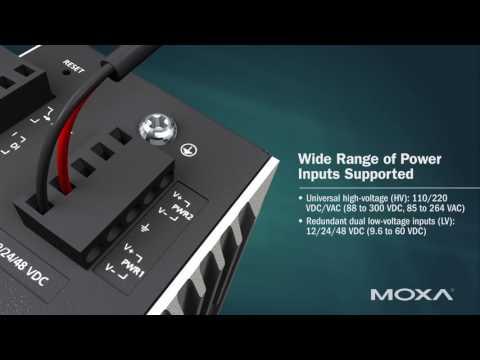 IEX-408E-2VDSL2 Ethernet Extender Switch