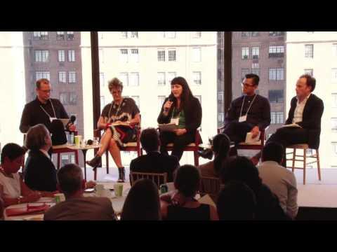 U.S. Latinx Arts Futures Symposium - Curator's Panel