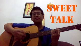 Video Sweet Talk Acoustic COVER by Edbert - Sheryl Sheinafia & Rizky Febian Feat. Chandra Liow download MP3, 3GP, MP4, WEBM, AVI, FLV Juni 2018