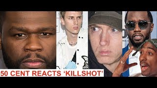 50 Cent REACTS to EMINEM