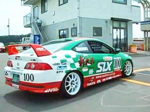 Acura Rsx For Sale >> Honda RSX / Integra R - pure race car (DC5) - YouTube