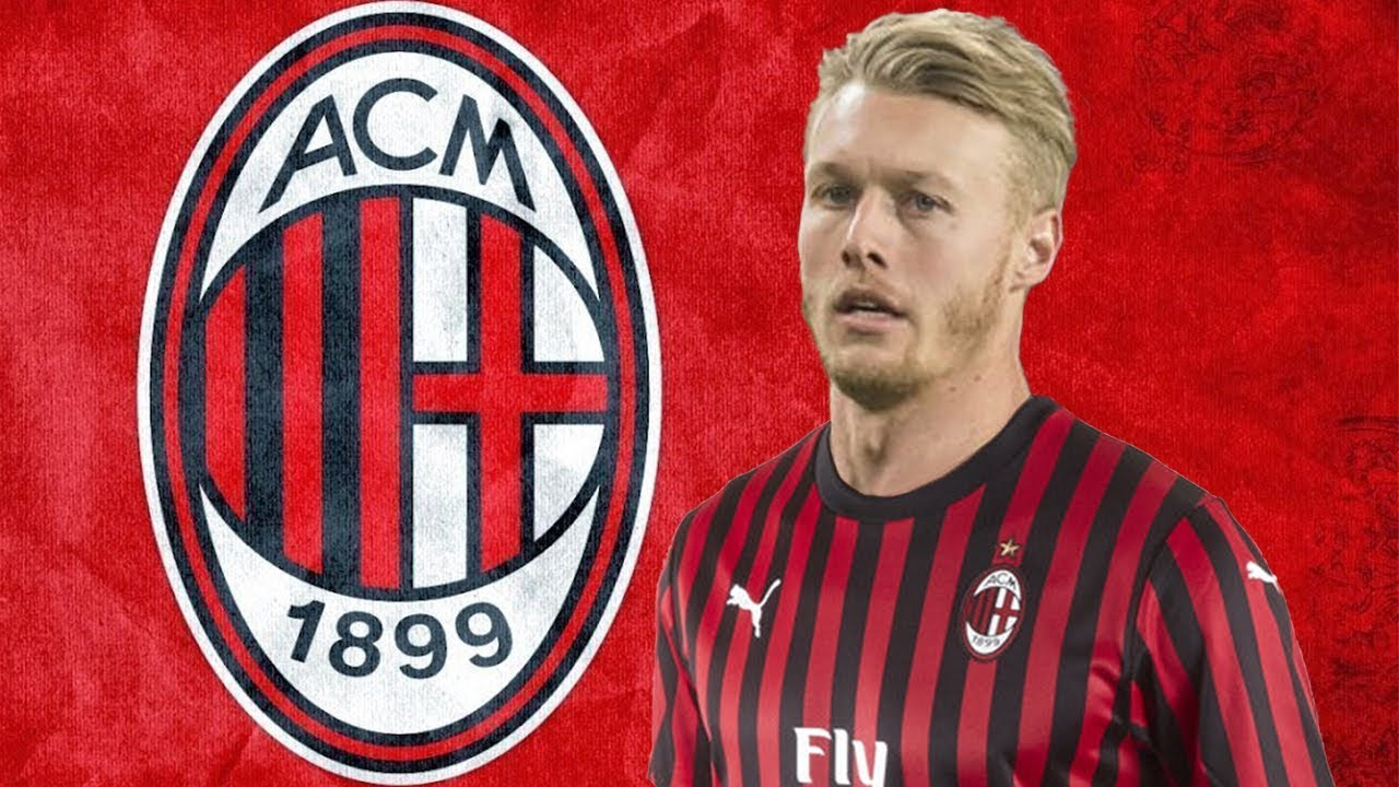 Simon Kjaer Welcome To Ac Milan 2019 20 Youtube