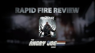 Remnant: From the Ashes - Rapid Fire Review (Video Game Video Review)