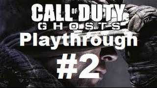 Call Of Duty Ghost Playthrough Part 2