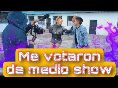 Mira como me votaron ...   Bryan Sebastián + Patty Ray + Ni Q´ fuera tv + Tañita Cardona + Cáliz